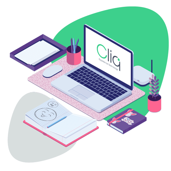 About Cliq - App Development Kuwait