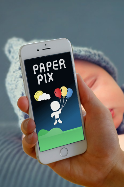 PAPERPIX – FOR BABIES & KIDS