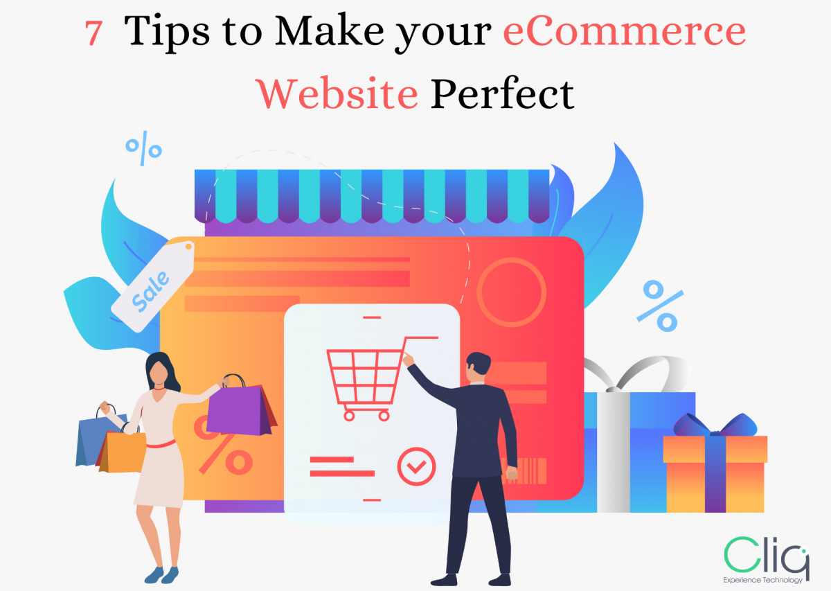 7 Tips to Make Your eCommerce Website Perfect